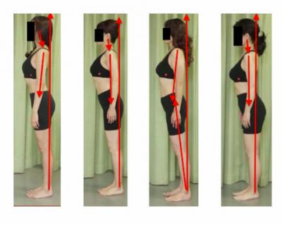 代々木駅から徒歩2分 藤井施術院 「勘違いしてる良い姿勢とは?」というイメージ画像